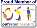Proud Member of OutSport Toronto